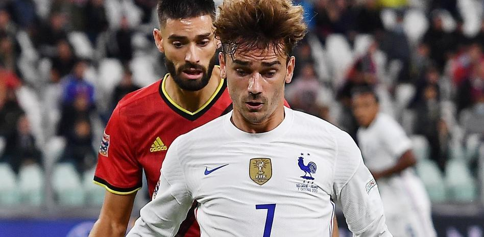 Carrasco y Griezmann se lucen, pero sólo Francia jugará la final la Nations League