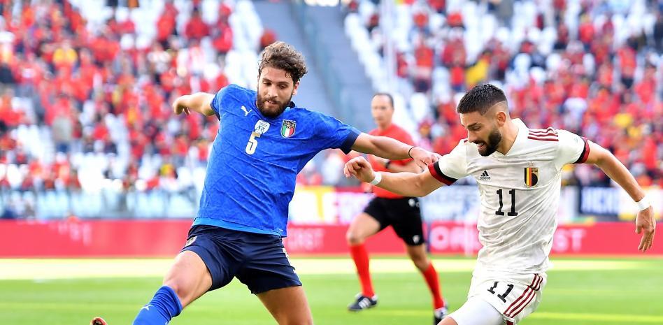 El partidazo de Carrasco no fue suficiente para superar a Italia
