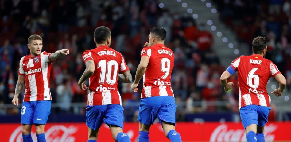 El 1×1 del Atlético de Madrid ante la Real Sociedad